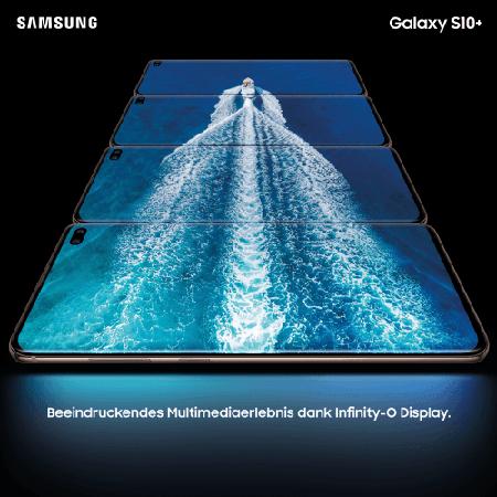 samsung galaxy s10e Display